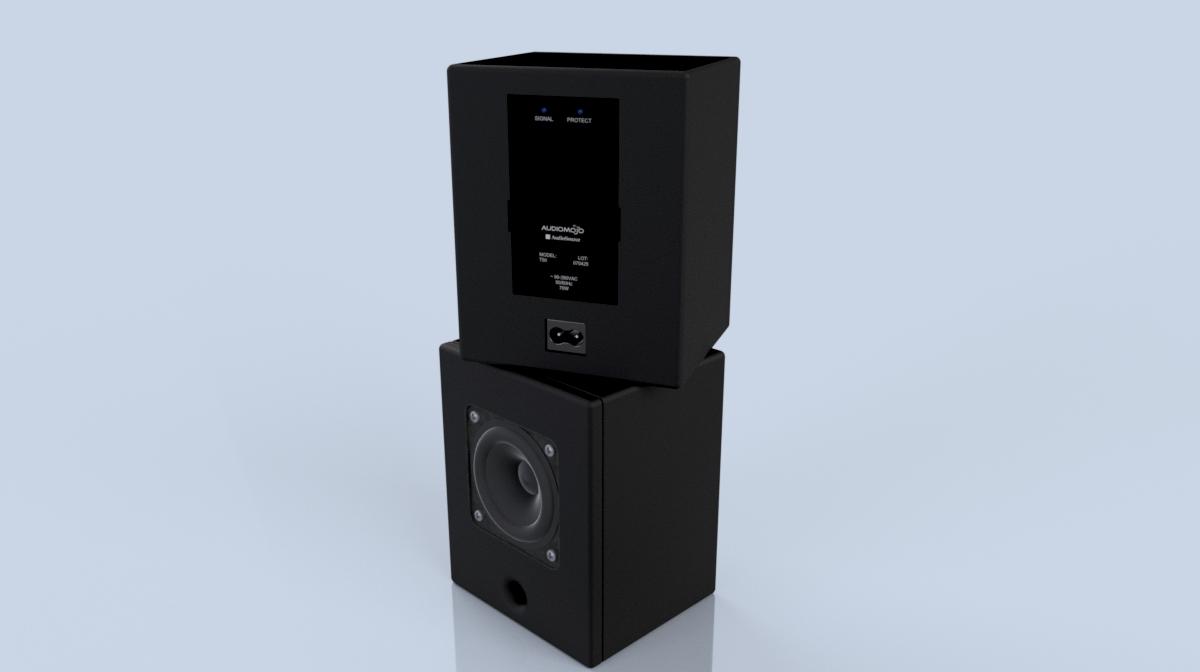 Basic Speaker render