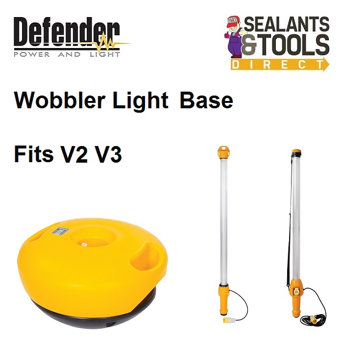 Defender-E712550-Wobble-Base-for-Uplights-Site-Light-V2-V3