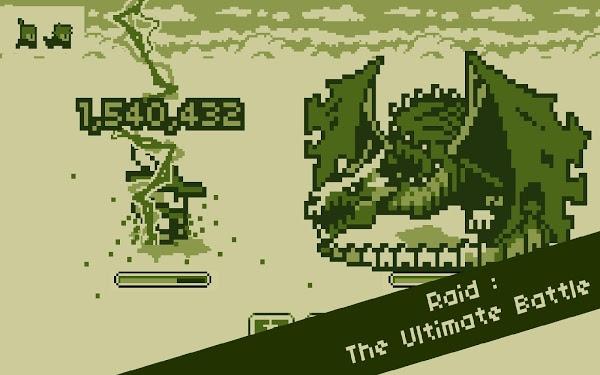 Timing Hero VIP: Retro Fighting Action RPG APK (MOD gems/unlocked)
