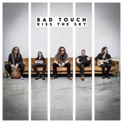 Bad Touch - Kiss the Sky (2020) mp3 320 kbps