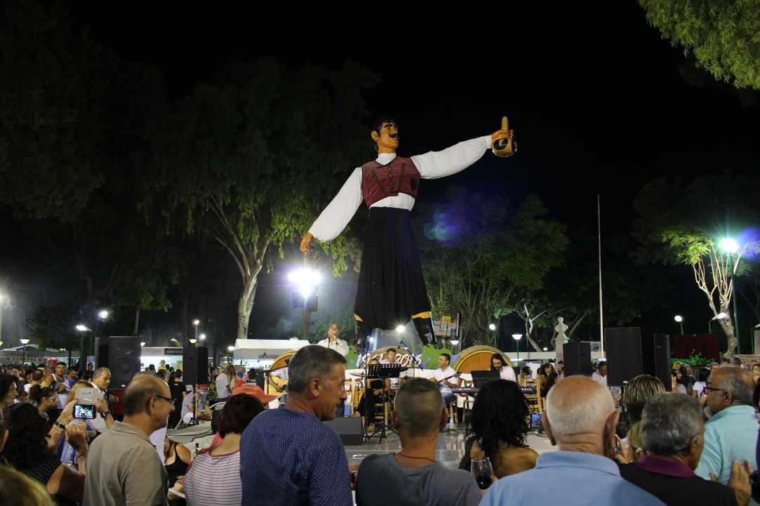 Лимассол винный фестиваль фото