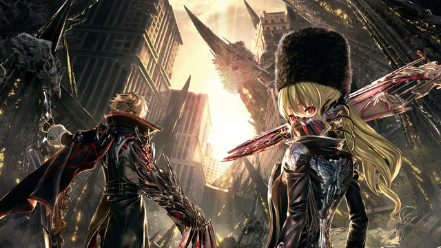 CODE VEIN Deluxe Edition v1.01 build 86038 (xatab/2019)