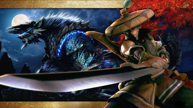传闻:《魔物猎人》Switch新作将于明年3月推出 Image