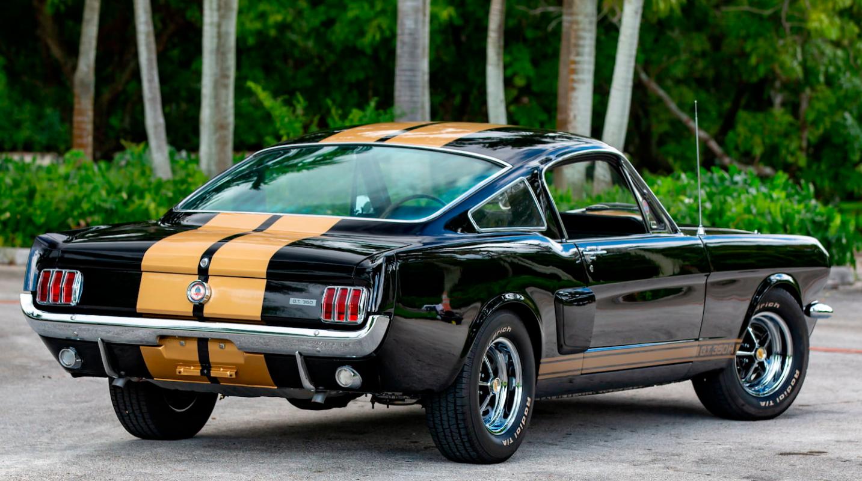 Mecum Kissimmee 2020 : Shelby GT350H Gt350h-66