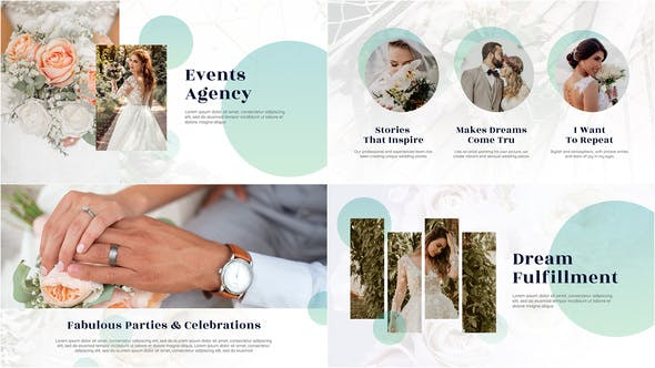 Wedding Presentation - Event Agency 33328556 - Project for After Effects (Videohive)
