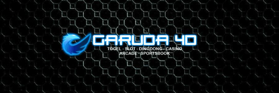 Logo Garuda4D Terbaru