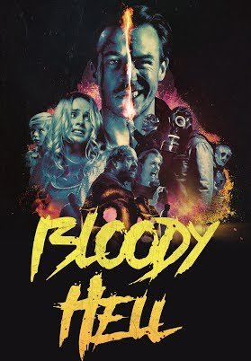 Bloody Hell (2021) English 720p AMZN HDRip 650MB Download
