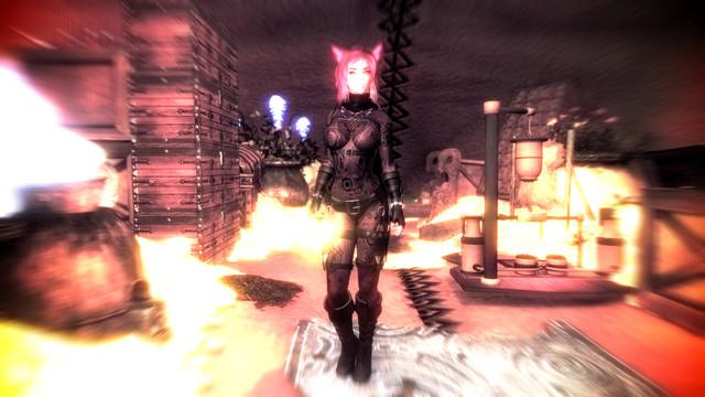 Black Widow Armor / Броня