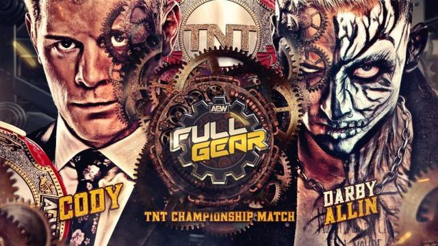 Cody Rhodes vs Darby Allin