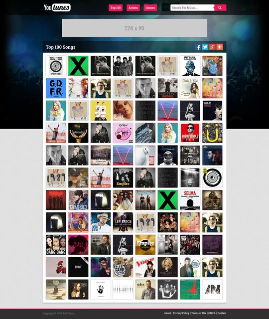 YouTunes – MP3 Music Video Search Engine Script