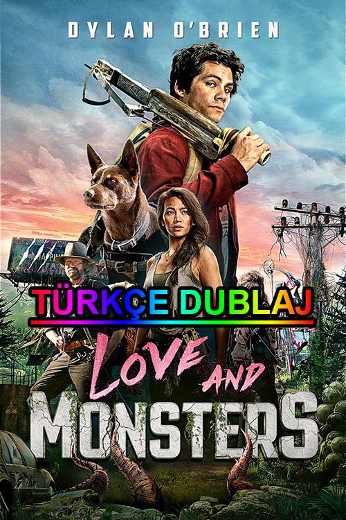 Canavar Sorunları | Love and Monsters | 2021 | WEB-DL | XviD | Türkçe Dublaj | m720p - m1080p | WEB-DL | Tek Link