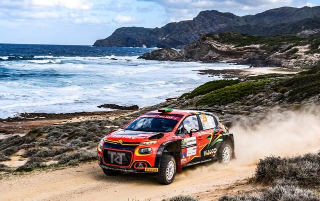 La C3 R5 Toujours En Tête Du WRC3 Avec Bulacia BOG2611-0