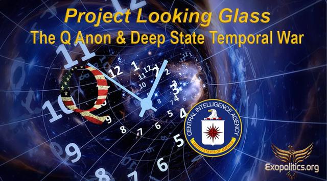 МАЙКЛ САЛЛА - ПРОЕКТ ЗАЗЕРКАЛЬЕ,  QANON И  ВРЕМЕННАЯ ВОЙНА ГЛУБИННОГО ГОСУДАРСТВА. Screenshot-2019-11-16-Project-Looking-Glass-The-Q-Anon-Deep-State-Temporal-War-1