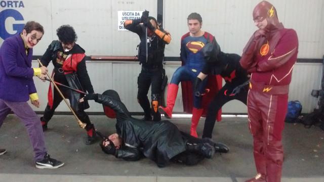 Matteo Bernabei Batman Of The Future 16