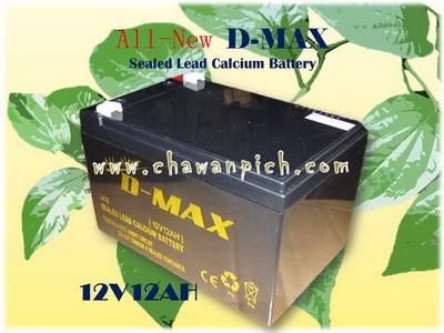 D MAX 12 V12 AH 400
