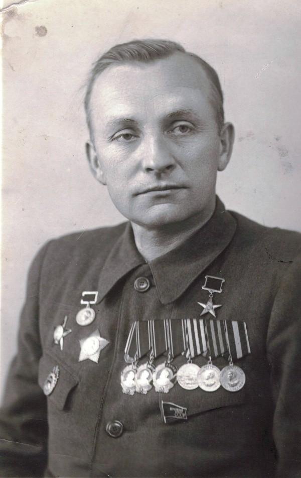 Georgy Semyonovich Shpagin