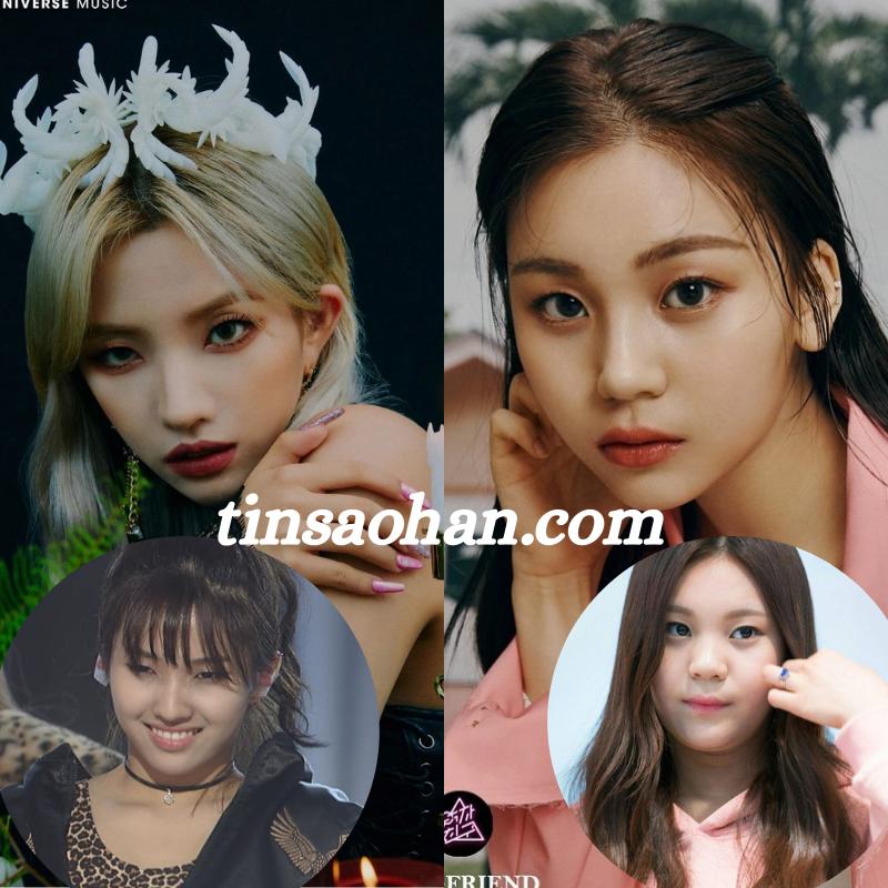 8 nữ idol xấu nhất Kpop và màn lột xác đầy ngỡ ngàng