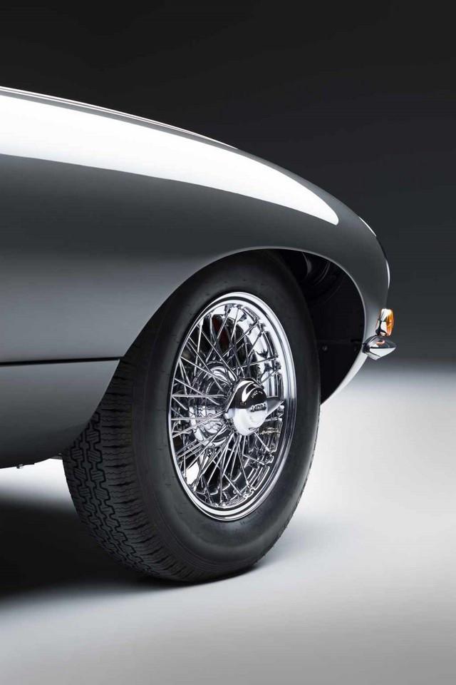 """Jaguar Classic Dévoile La Type """"60 Collection"""" : Homage Au 60e Anniversaire De La Sportive Légendaire 06-E-TYPE-FHC-detail-01psd"""