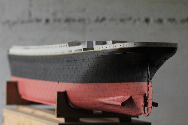 titanic - RMS Titanic 1:100 - Pagina 32 Img-1019