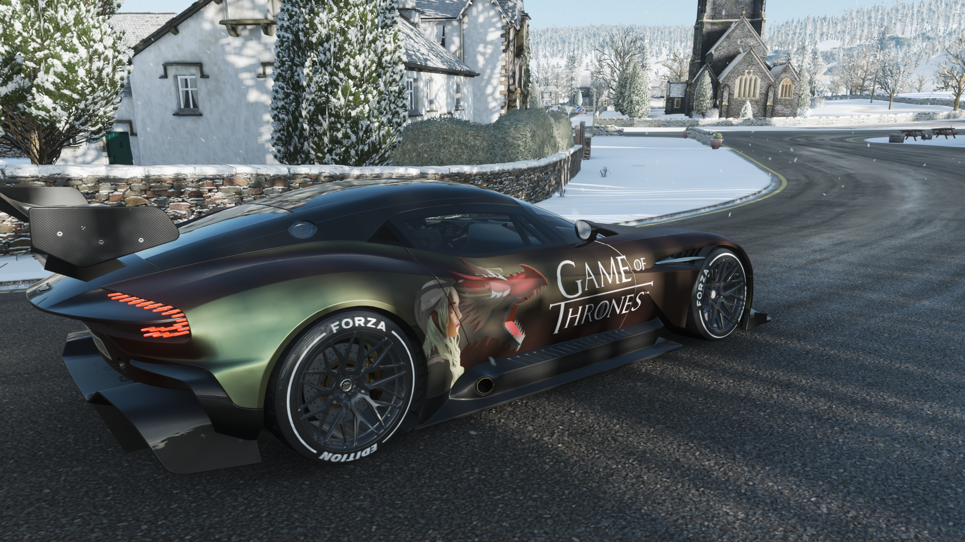 Aston Martin Vulcan Forza Edition By Lrf Works: Forza Motorsport Forums