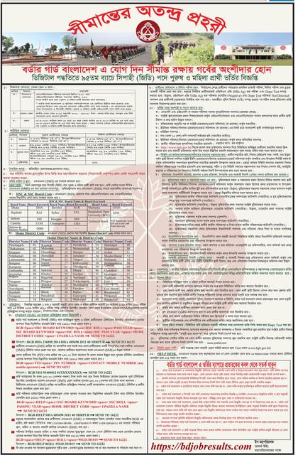 Bordar-Guard-Bangladesh-Job-Circular-2019