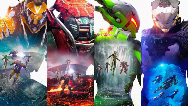 EA CEO Andrew Wilson Believes That The ANTHEM Game Series Will Be Around For Generations