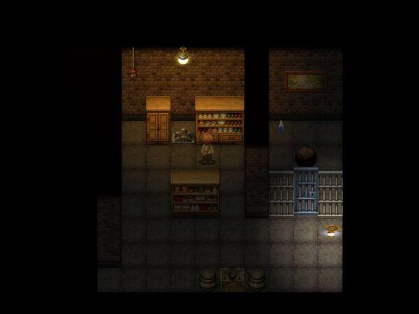 Escaping From The Dark - Juego de Misterio y Terror - [MZ] - Descarga disponible P01