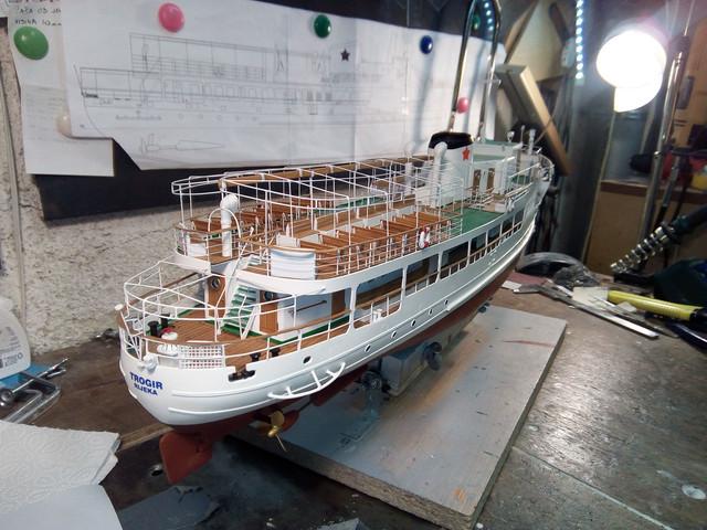 """Putnički brod """"Trogir"""" 1:62 IMG-20190930-184813"""