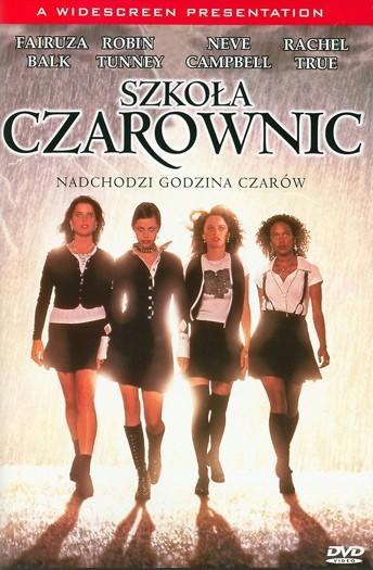 Szkoła czarownic / The Craft (1966) PL.1080p.BluRay.x265.DD2.0-TiGERHAM / Lektor PL