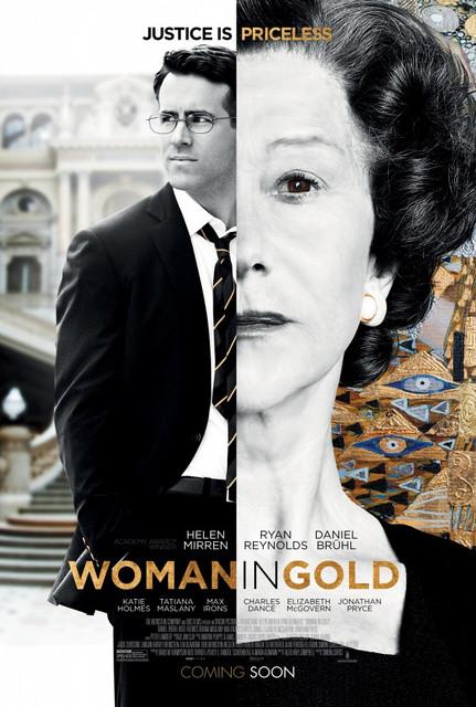 Смотреть Женщина в золотом / Woman in Gold Онлайн бесплатно - История Марии Альтманн, которая пытается добиться справедливости — вернуть ценности,...