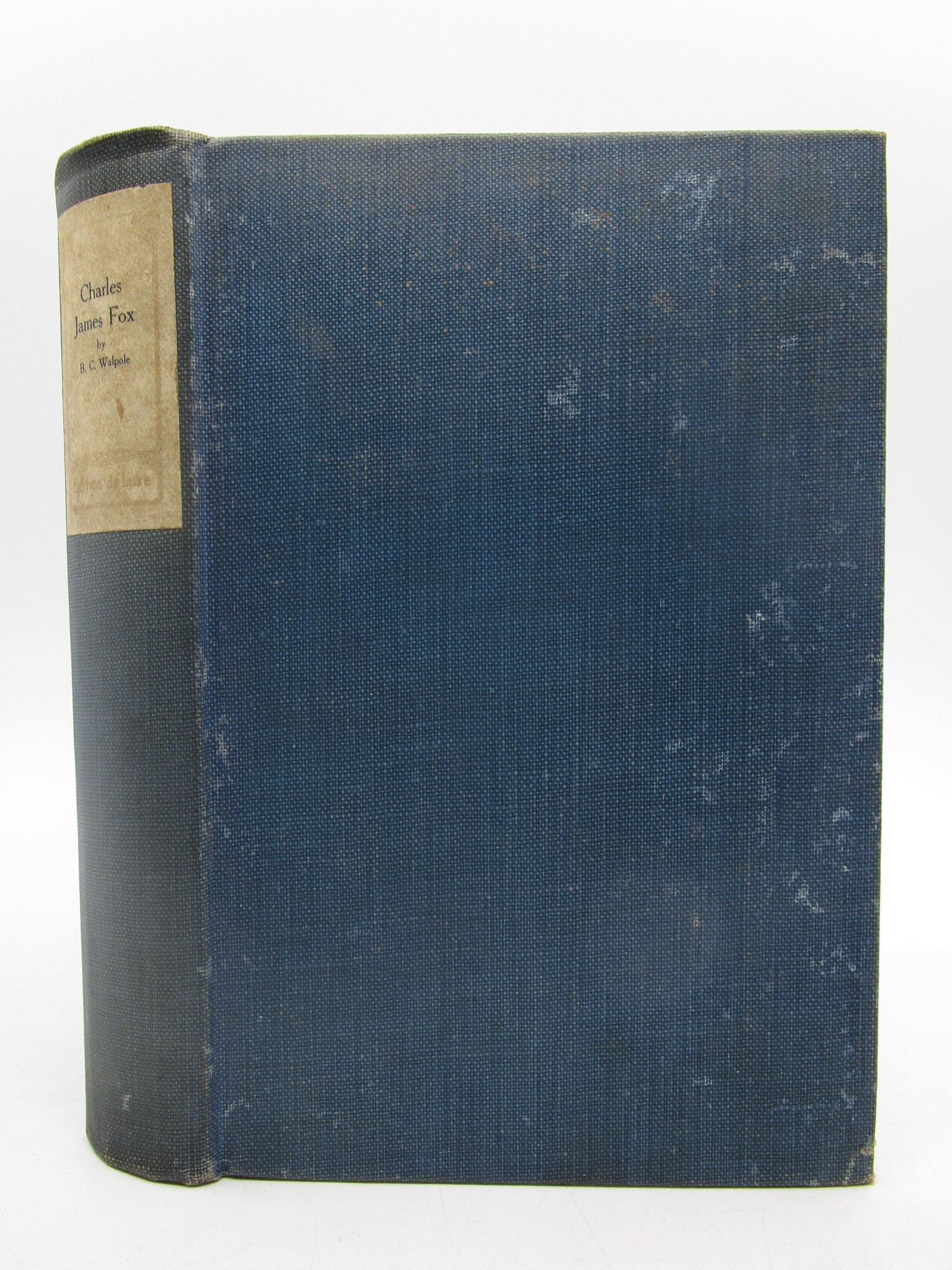 Image for Beaux & Belles of England Charles James Fox  (First Edition)