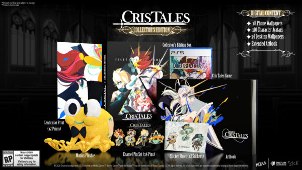 Cris Tales限量印刷珍藏版宣佈在美國發售 Cris-Tales-2021-01-19-21-001-600x338