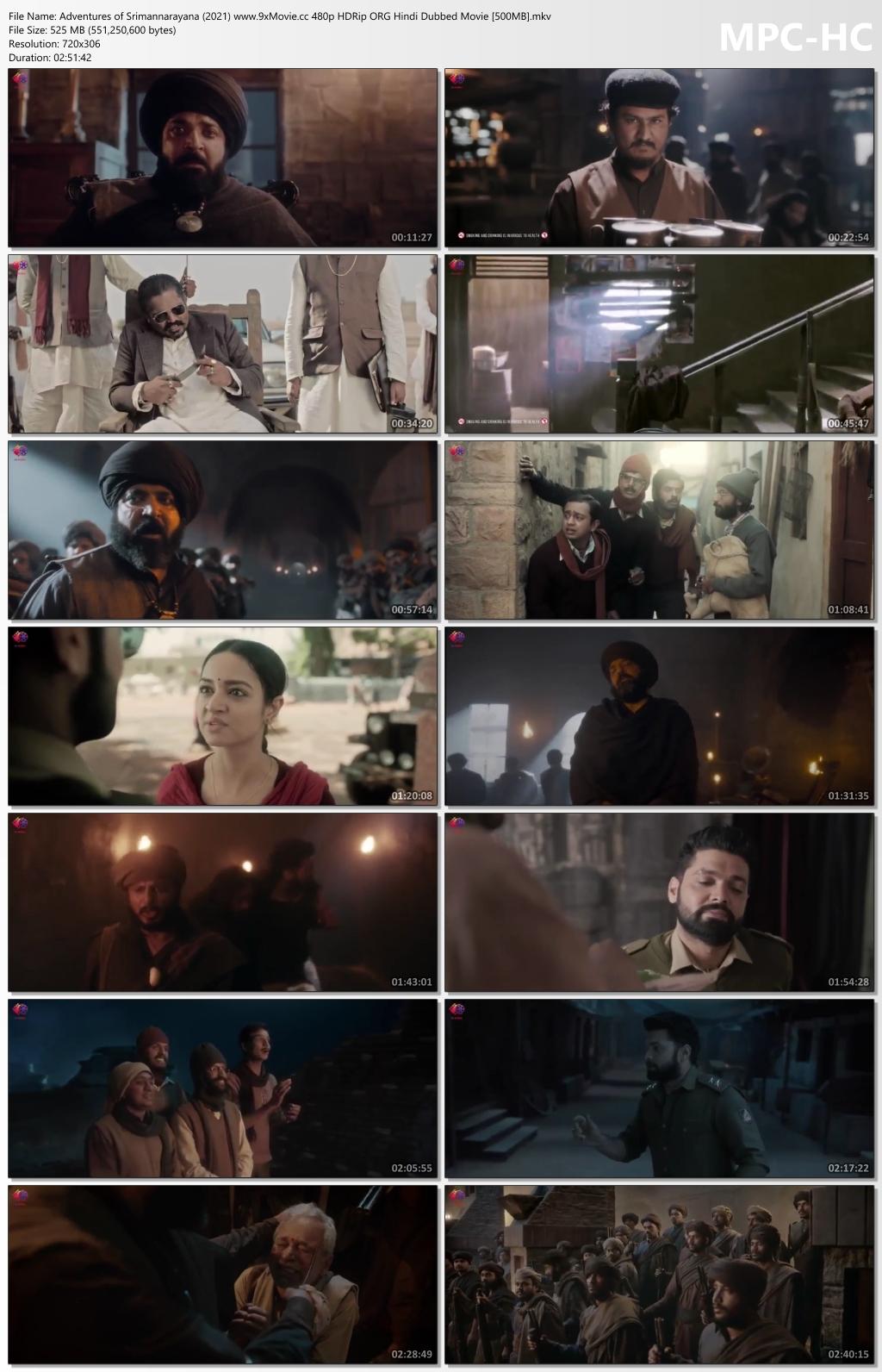Adventures-of-Srimannarayana-2021-www-9x-Movie-cc-480p-HDRip-ORG-Hindi-Dubbed-Movie-500-MB-mkv