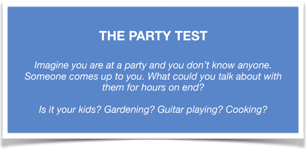 The Party Test
