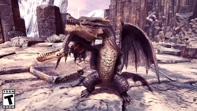 《魔物獵人世界 Iceborne》黑龍相關的隨從裝備 Image
