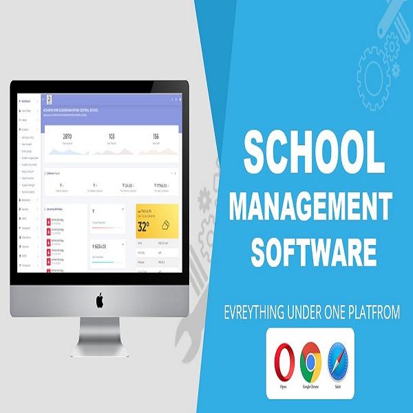 RFID Attendance System School Software