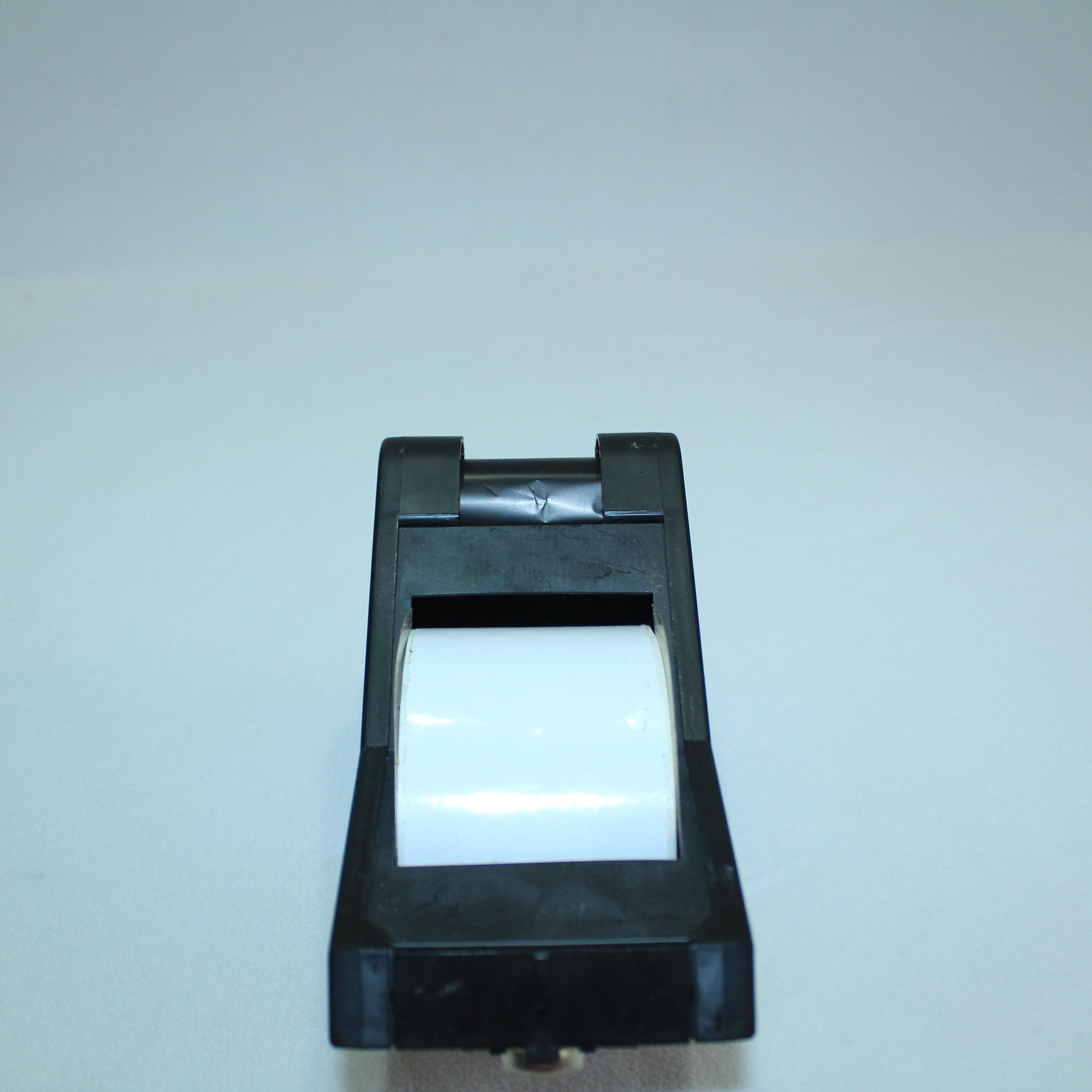 "NEW BRADY 64818 Labelizer Plus .5/"" x 90/' WHITE on BLUE B580 B595 Label Tape"