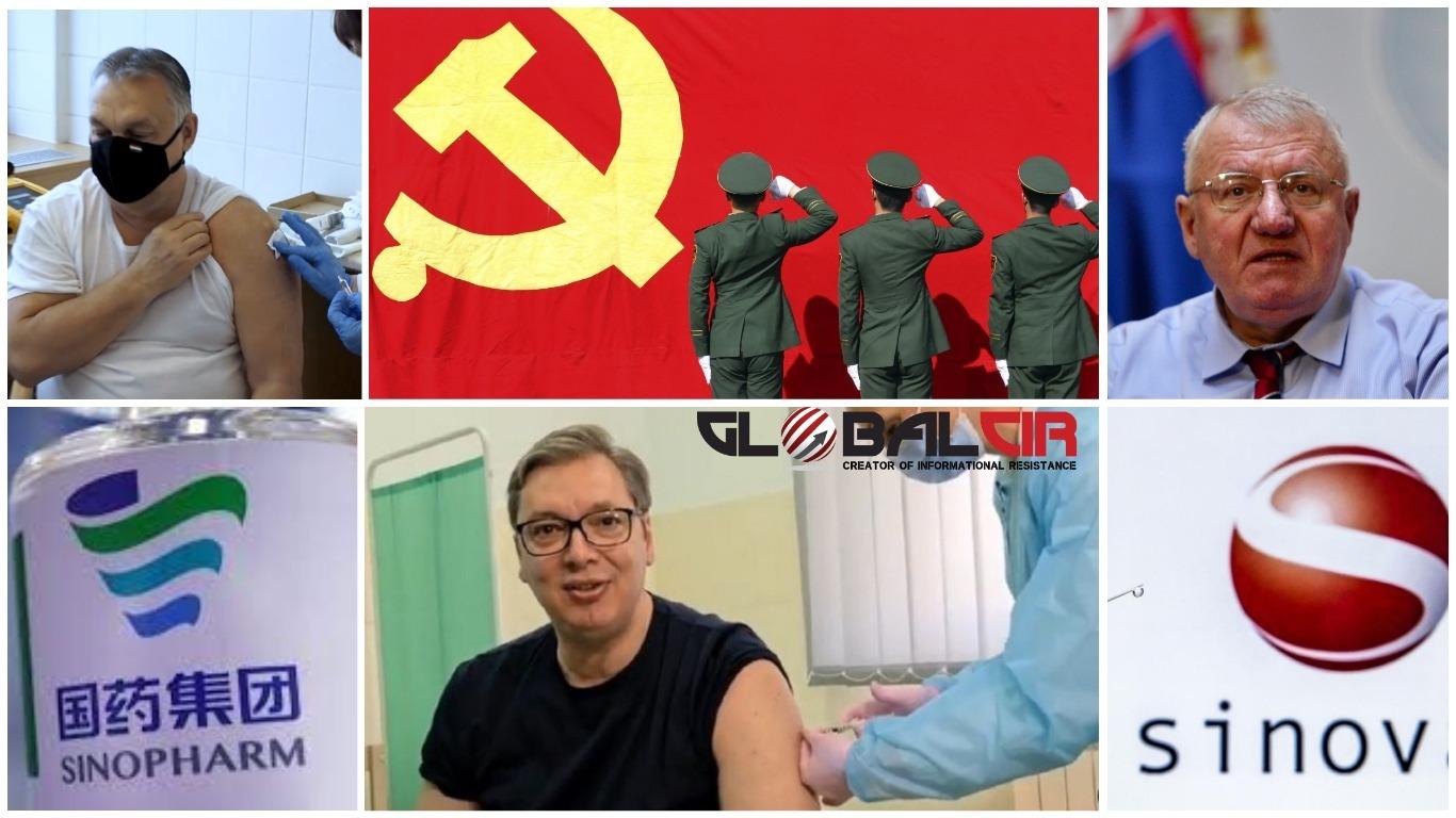 NAKON ORBANA I ŠEŠELJA, VUČIĆ TAKOĐER PRIMIO KINESKU VAKCINU! Njihov entuzijazam ne dijele zvaničnici Kineske komunističke partije koji masovno izbjegavaju domaće vakcine: 'Podržavamo partiju, mrzimo Ameriku, ali ne želimo primiti kinesku vakcinu čak ni po partijskom zadatku'