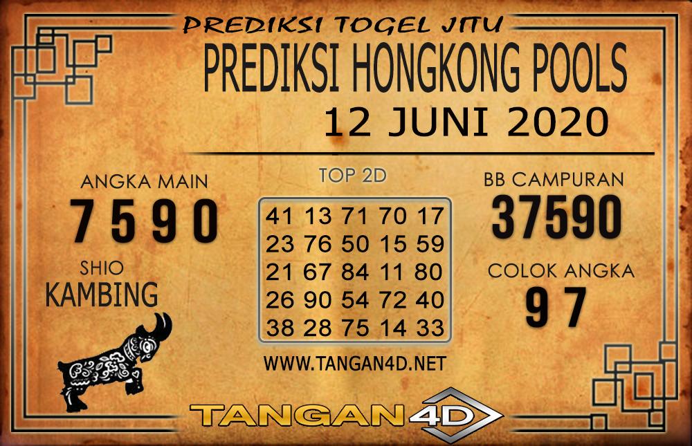PREDIKSI TOGEL HONGKONG TANGAN4D 12 JUNI 2020