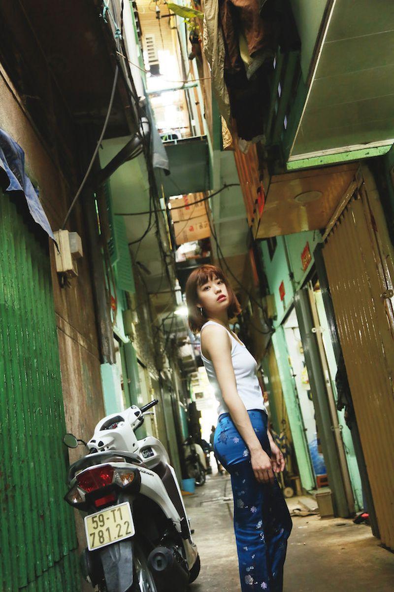 女優・冨手麻妙 / 未公開ヌード 人気ドラマ『全裸監督』で大注目004