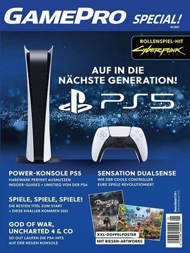 Cover: Gamepro Magazin Spezial Playstation Xbox Nintendo No 01 2021