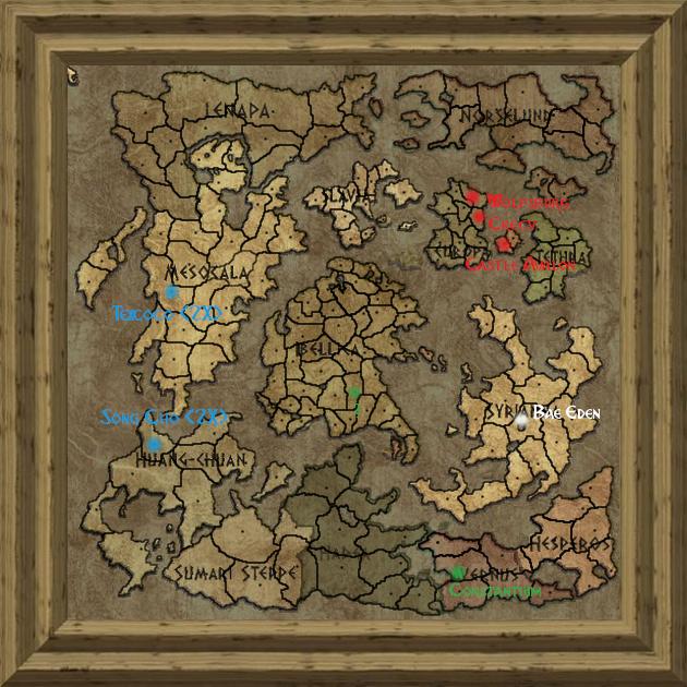 Eragon Karte.Kdg 2 Karten Strategie Zone De