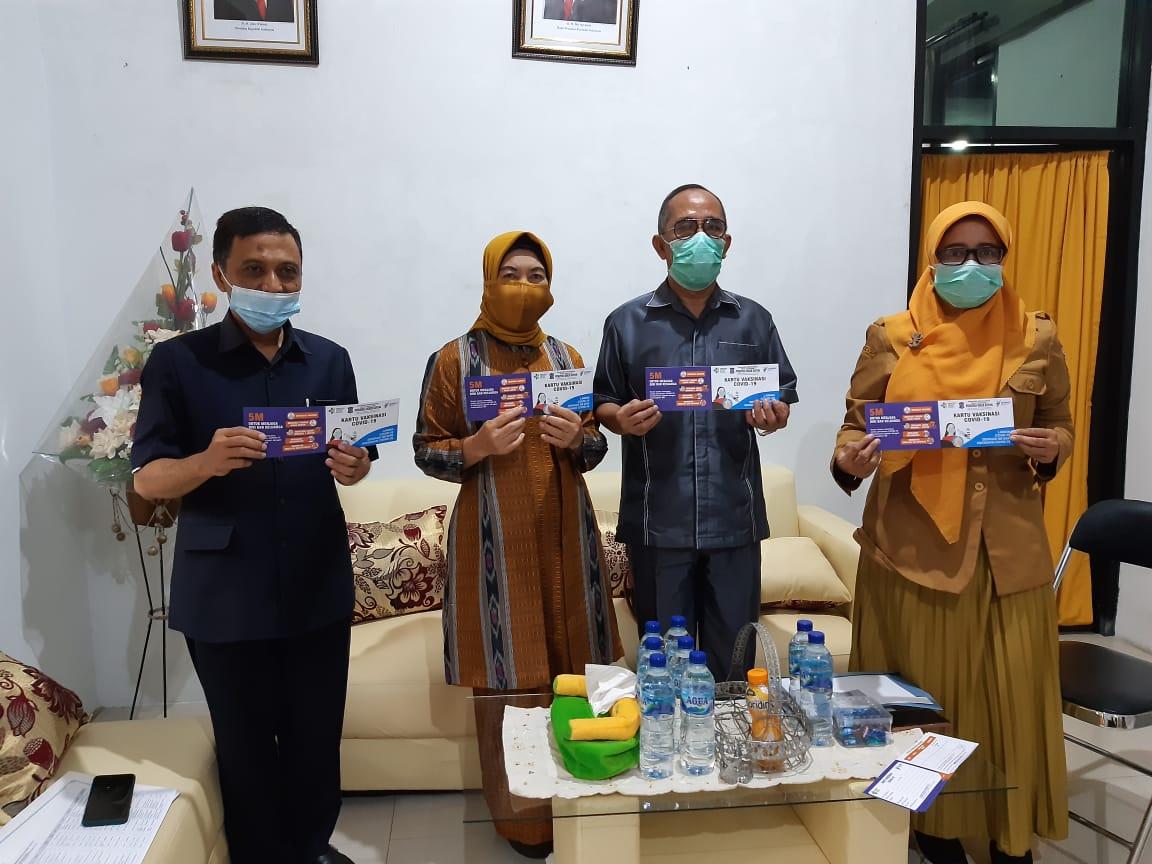 Vaksinasi Covid 19 PTA Surabaya
