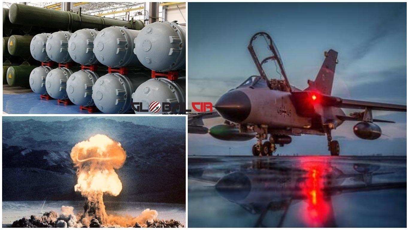 TAJNA VJEŽBA NATO PARTNERA U NJEMAČKOJ: Uvježbavaju taktike odbrane u slučaju nuklearnog rata!