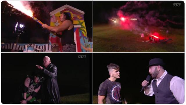 Matt Hardy derrotó a Sammy Guevara