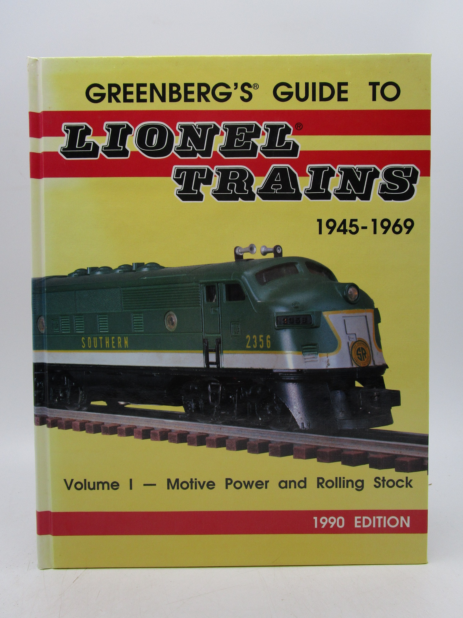 Image for Greenberg's Guide to Lionel Trains, 1945-1969 Volume I (Rare Hardcover)