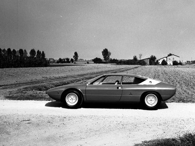 Lamborghini célèbre le 50e anniversaire de l'Urraco 570284-v2