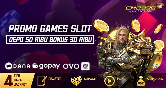 Slot Deposit Via Gopay 10000