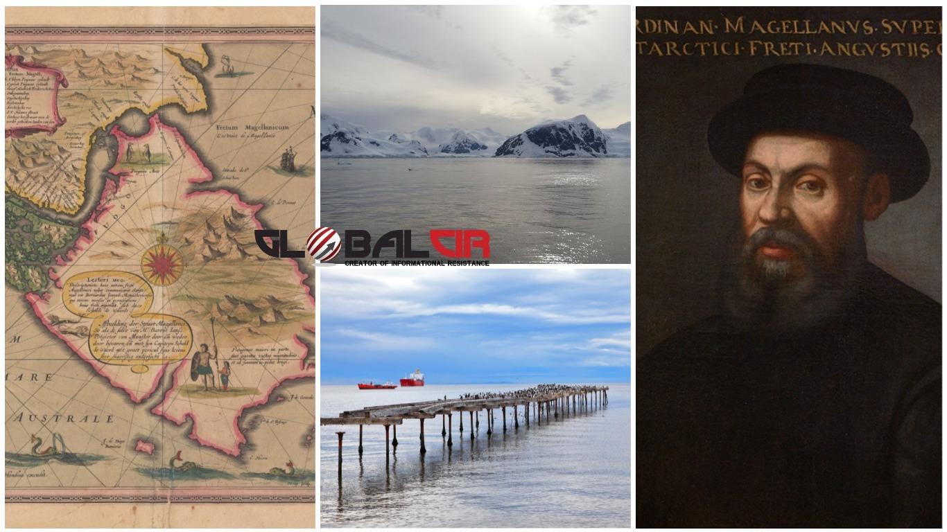 500 GODINA OD OTKRIĆA MAGELLANOVOG PROLAZA: Uzak i nepredvidljiv prolaz koji spaja Atlantski s Tihim okeanom!