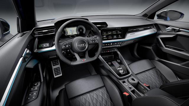 Conduisez jusqu'à 67 km en utilisant l'énergie électrique : La nouvelle Audi A3 Sportback 40 TFSI e A206513-medium